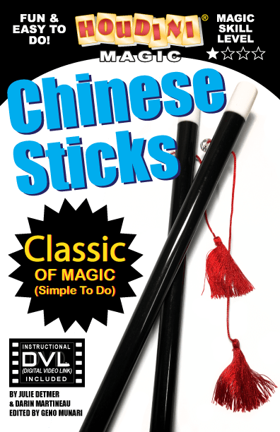 Chinese Sticks DVL