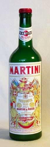 Vanishing Martini Bottle - Nielson