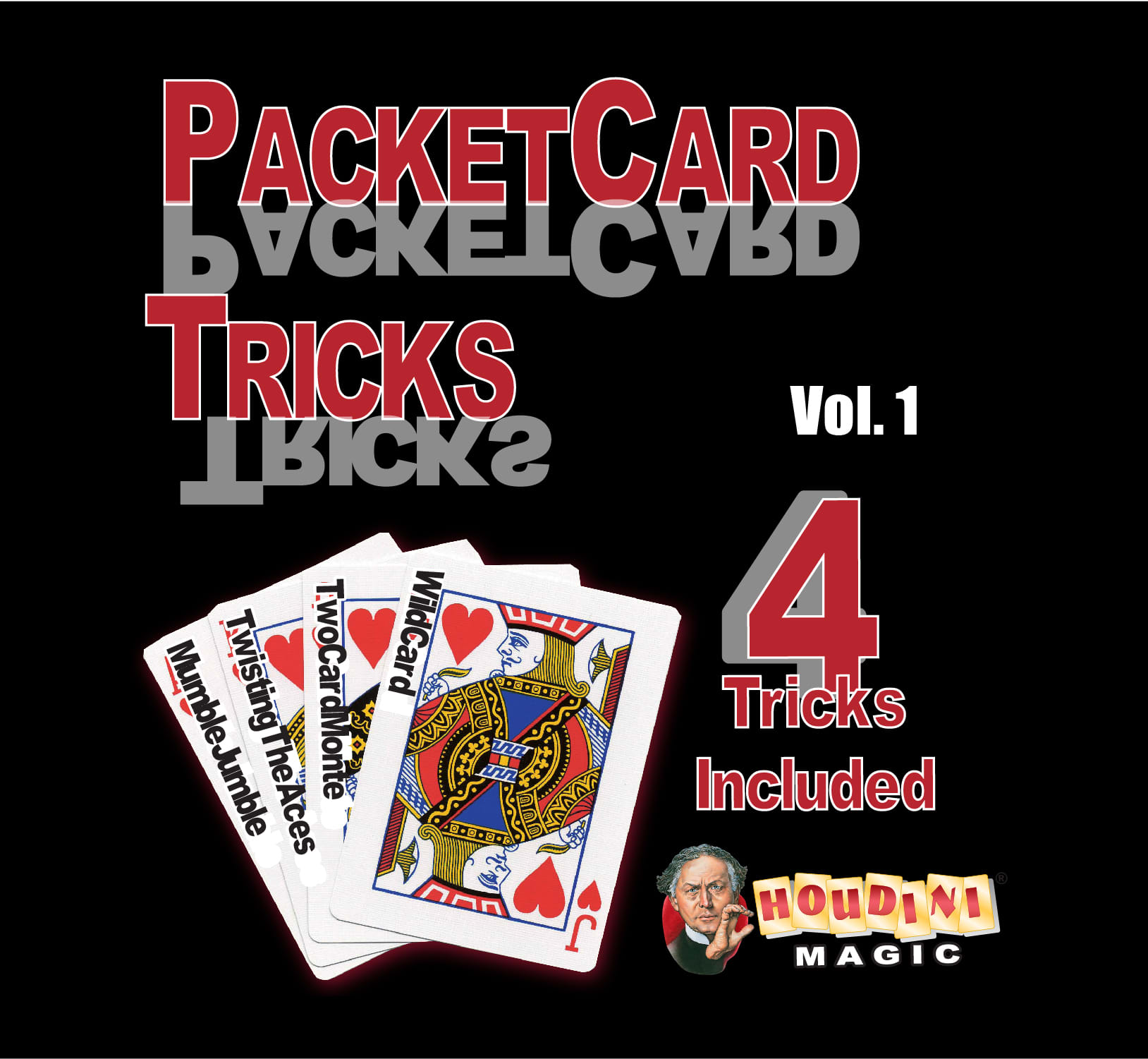 Packet Card Tricks