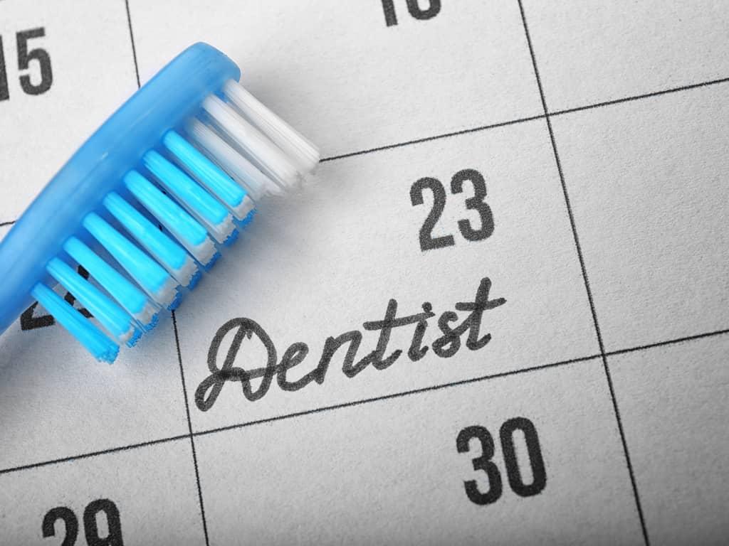 rendes-vous chez le dentiste