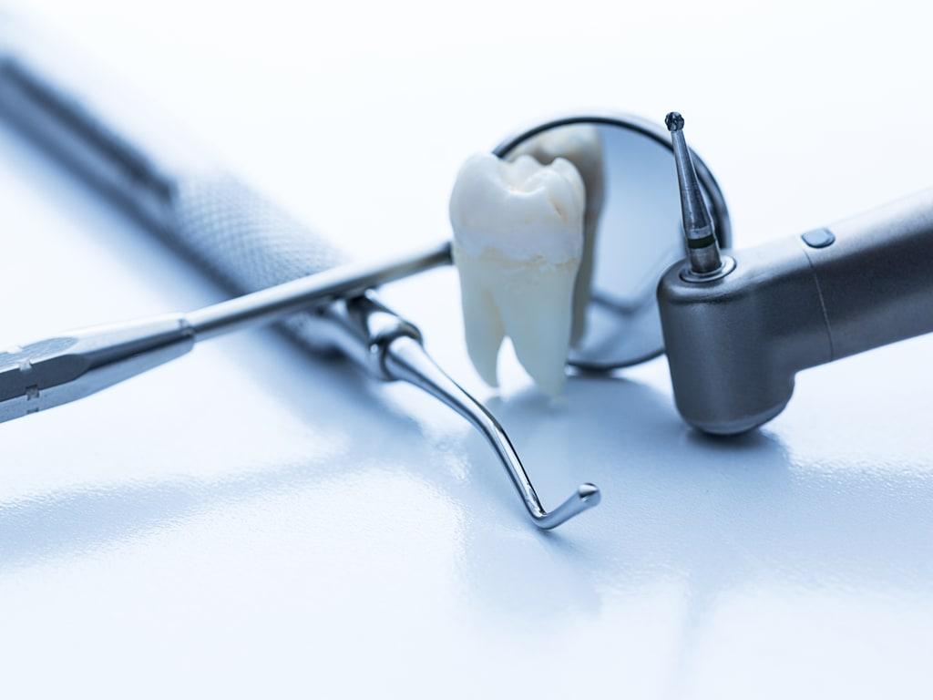 outils du dentiste