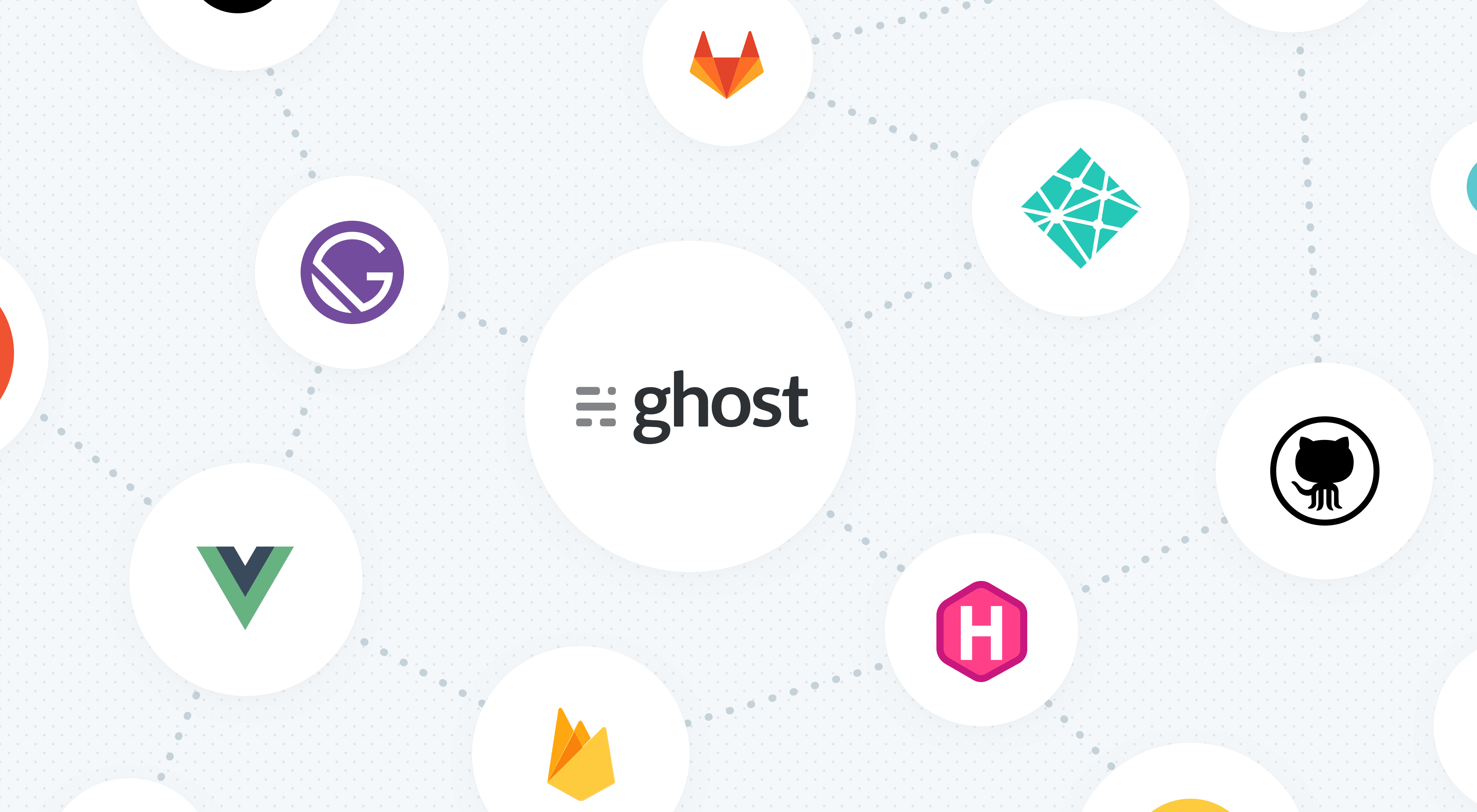 emTr0.dev is now powered by Ghost, Heroku, Gatsby and Netlify - Work in progress