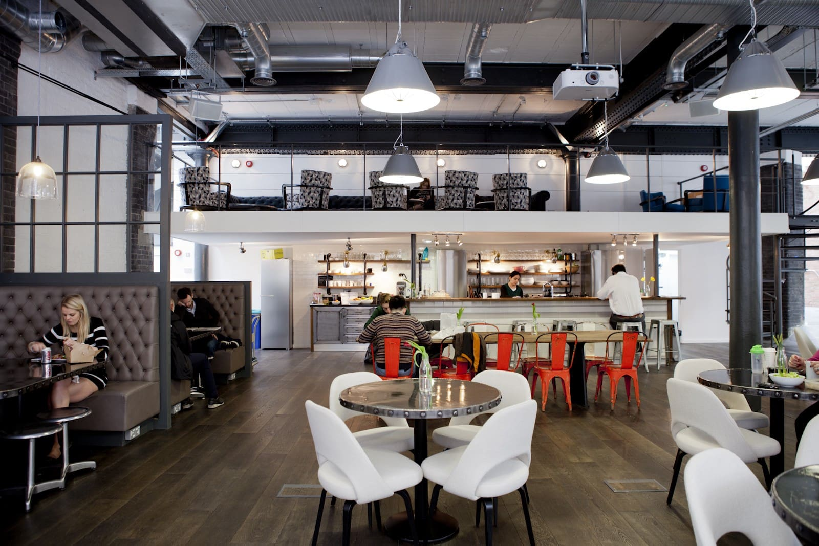 Balderton Offices