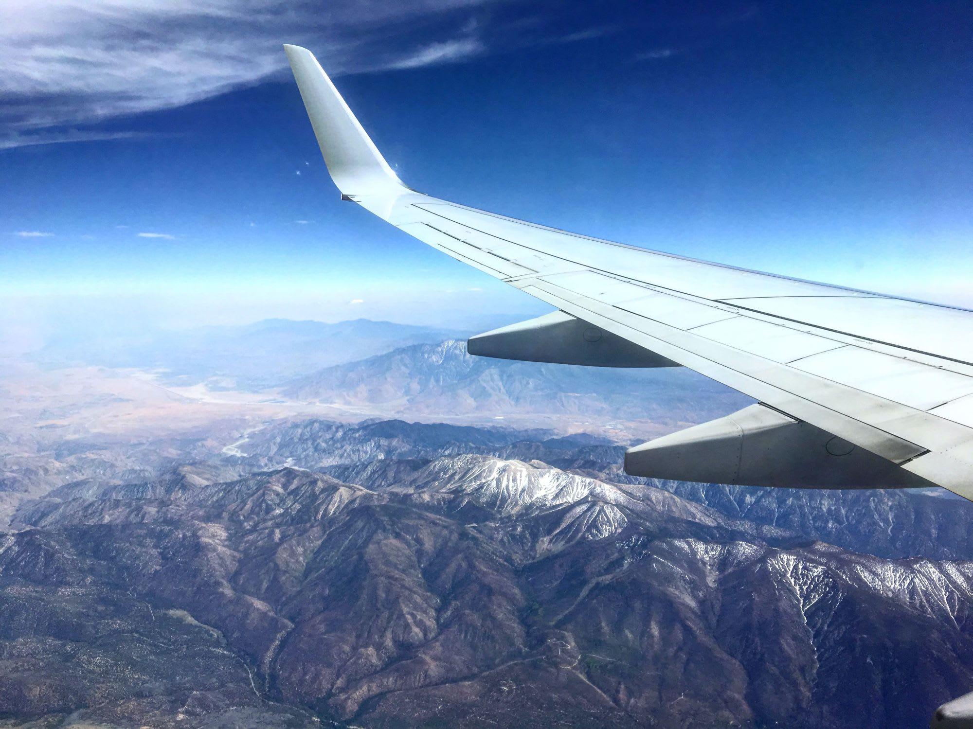 5 choses à faire dans l'avion