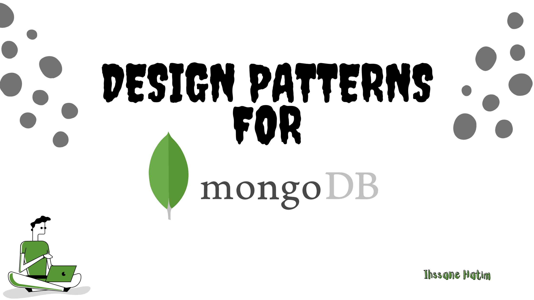 Design patterns for MongoDB