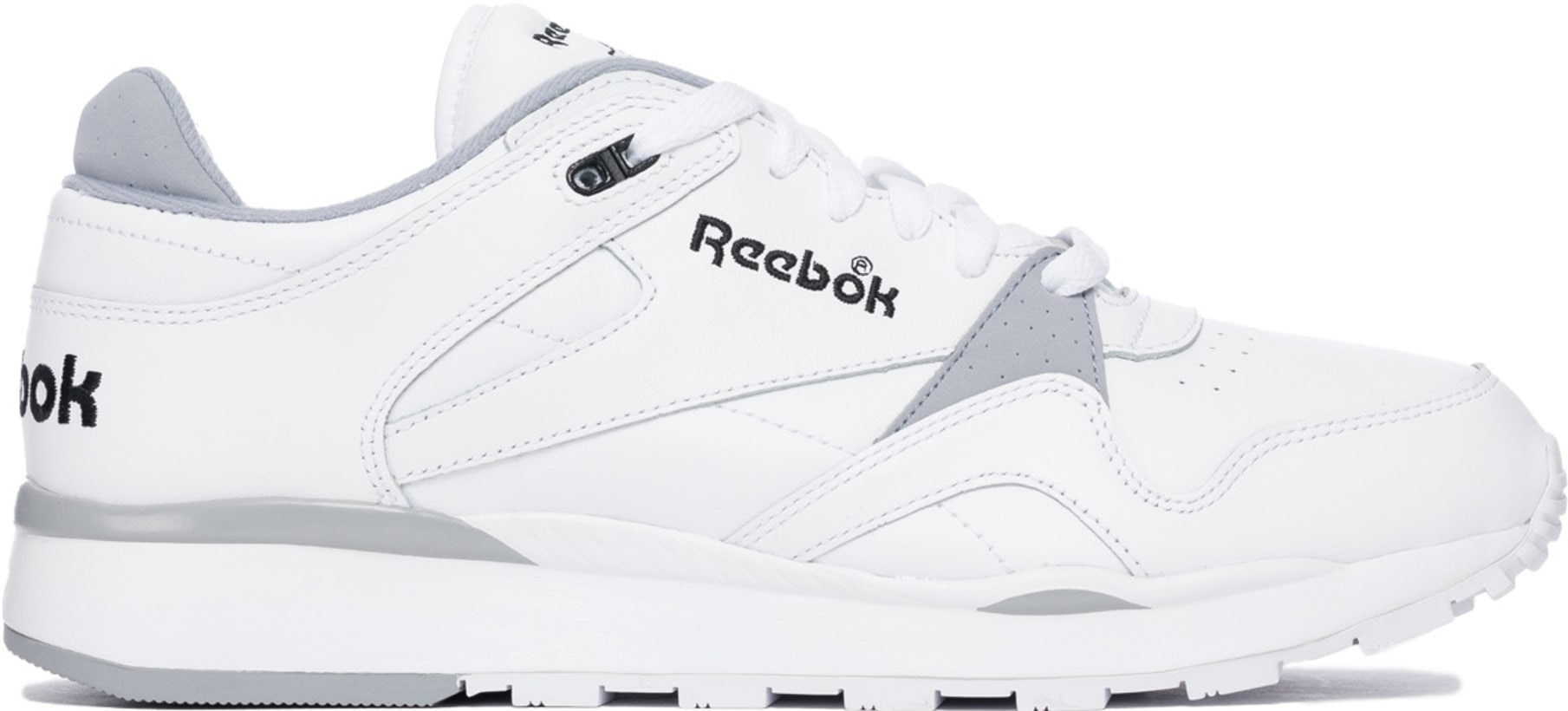 0b368078e48 Reebok  Classic Leather II - White Cool Shadow Black