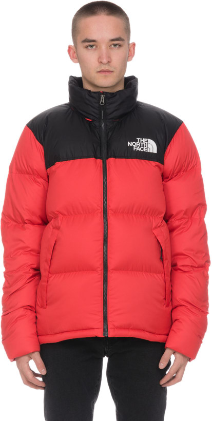 95c9b6931 The North Face - Manteau Novelty Nuptse - Rouge