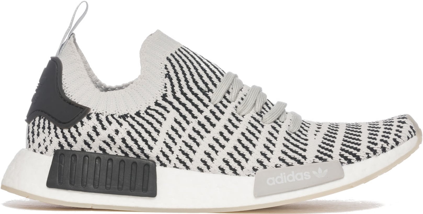 sale retailer 7a20c fbc26 adidas Originals - NMD R1 STLT PK - Core Black/White/Grey