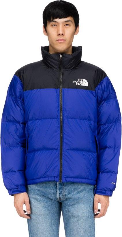 The North Face 1996 Retro Nuptse Jacket Aztec Blue Influence U