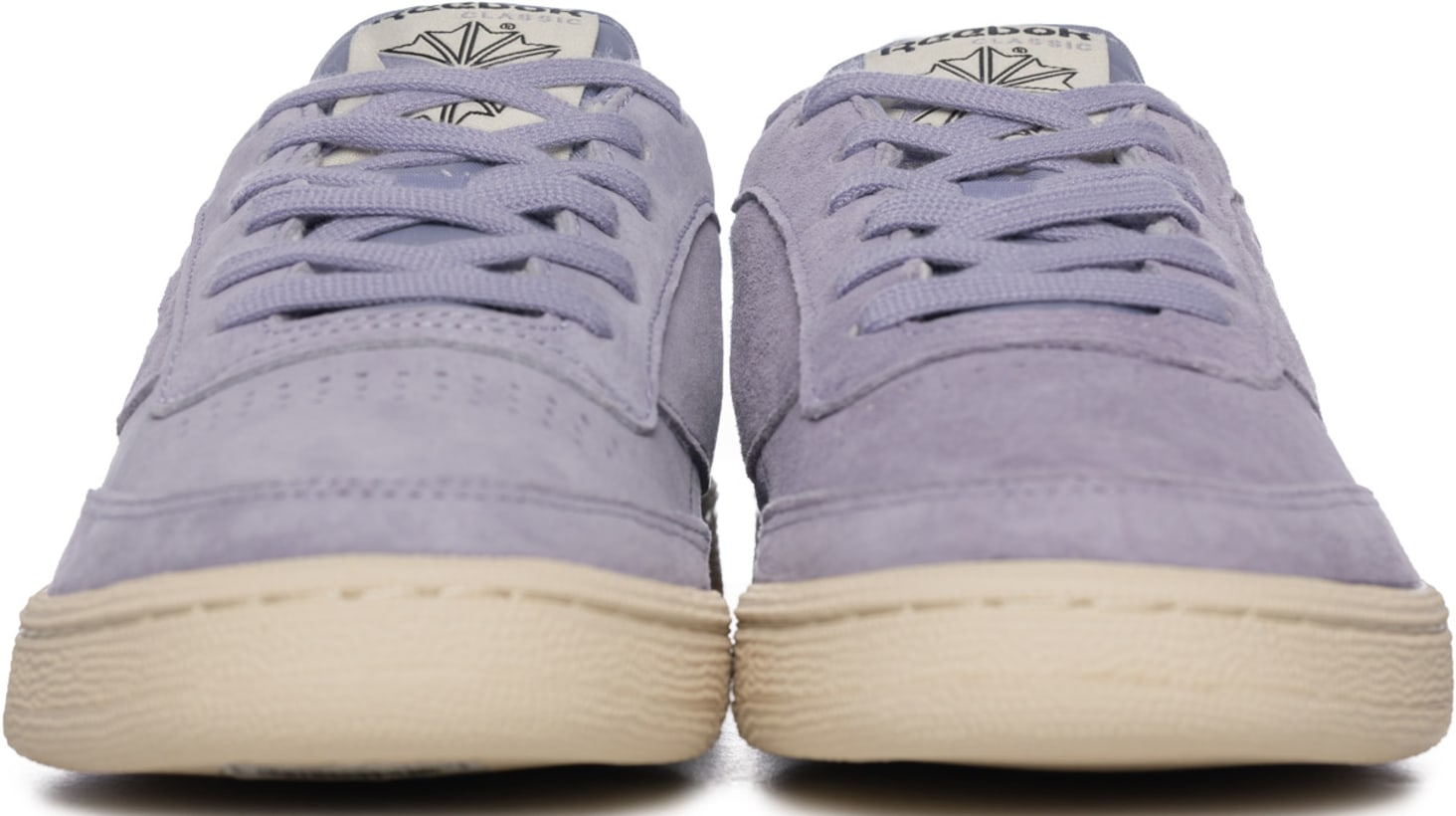 e378b13f956 Reebok  Club C 85 Pastels - Moon Violet Off White