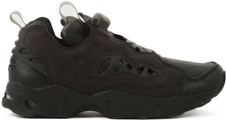 aa3244223d36 Reebok  Instapump Fury Road plus Sneakers - Black