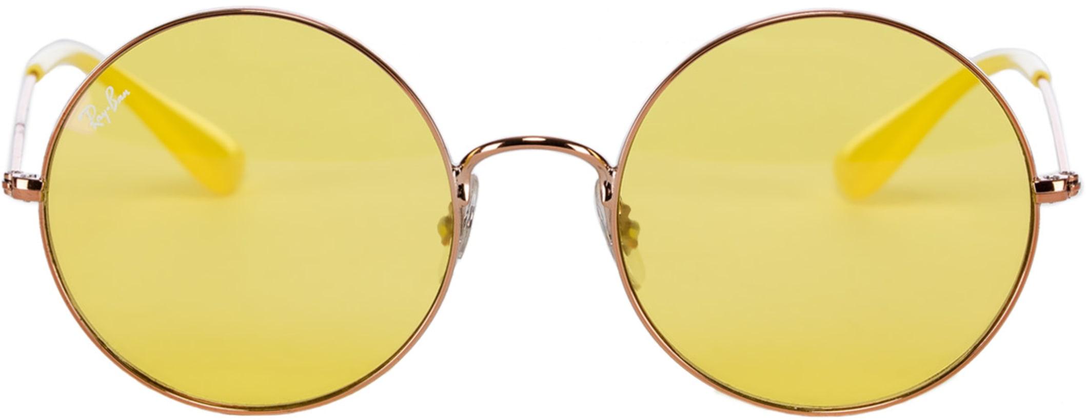 f73f3398c33 Ray-Ban  Ja-Jo Sunglasses - Bronze Copper Yellow Classic ...
