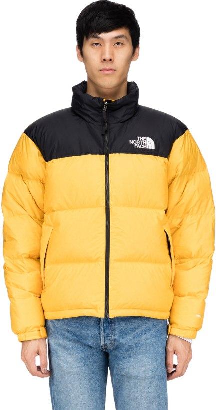 ae4f31a51e8 the North Face  1996 Retro Nuptse Jacket - TNF Yellow