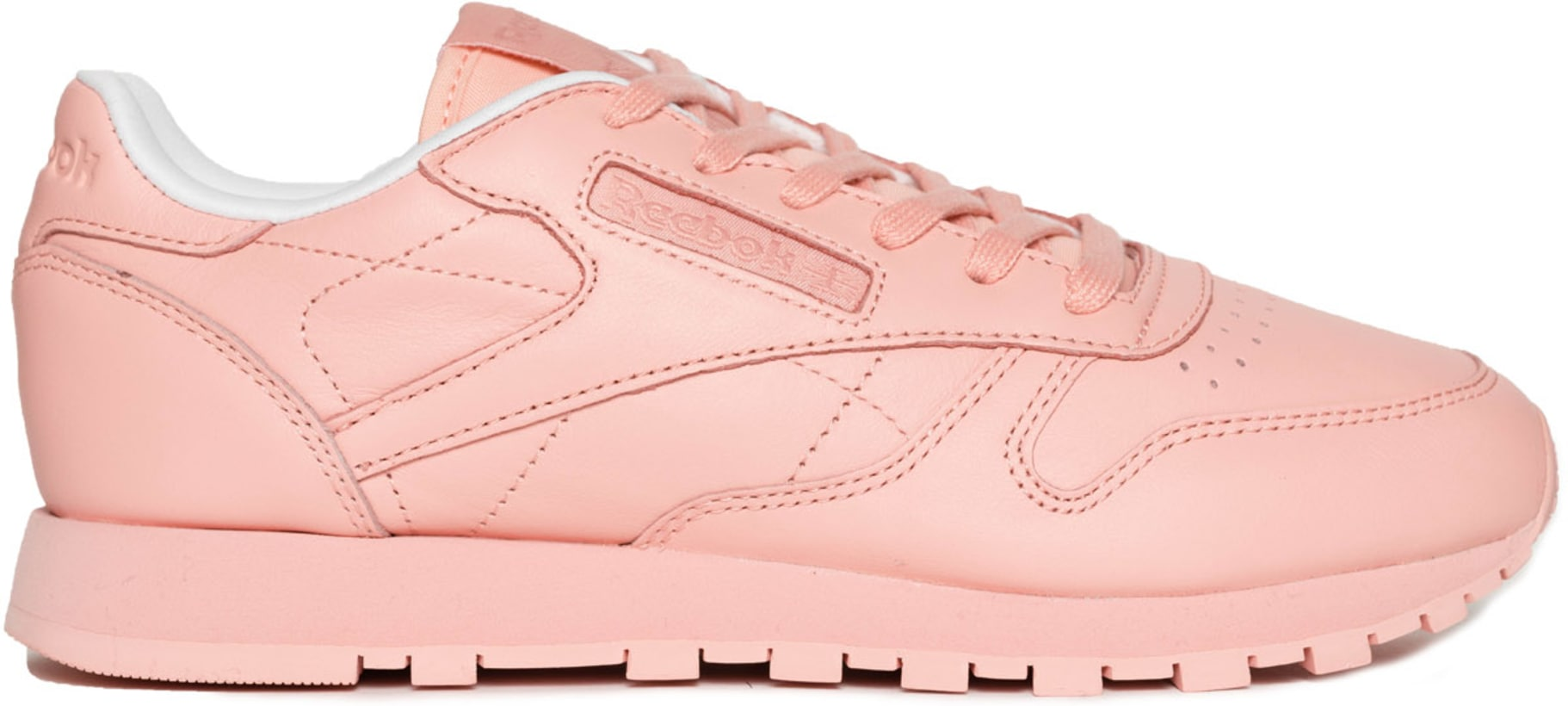 new style 5d90e ca14f Reebok - Classic Leather Pastels - Patina Pink/White