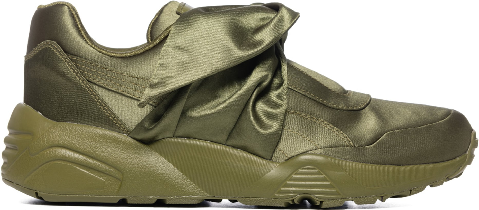 pretty nice 53181 bb047 Puma - Fenty Bow Sneakers - Olive Branch/Oliver Branch