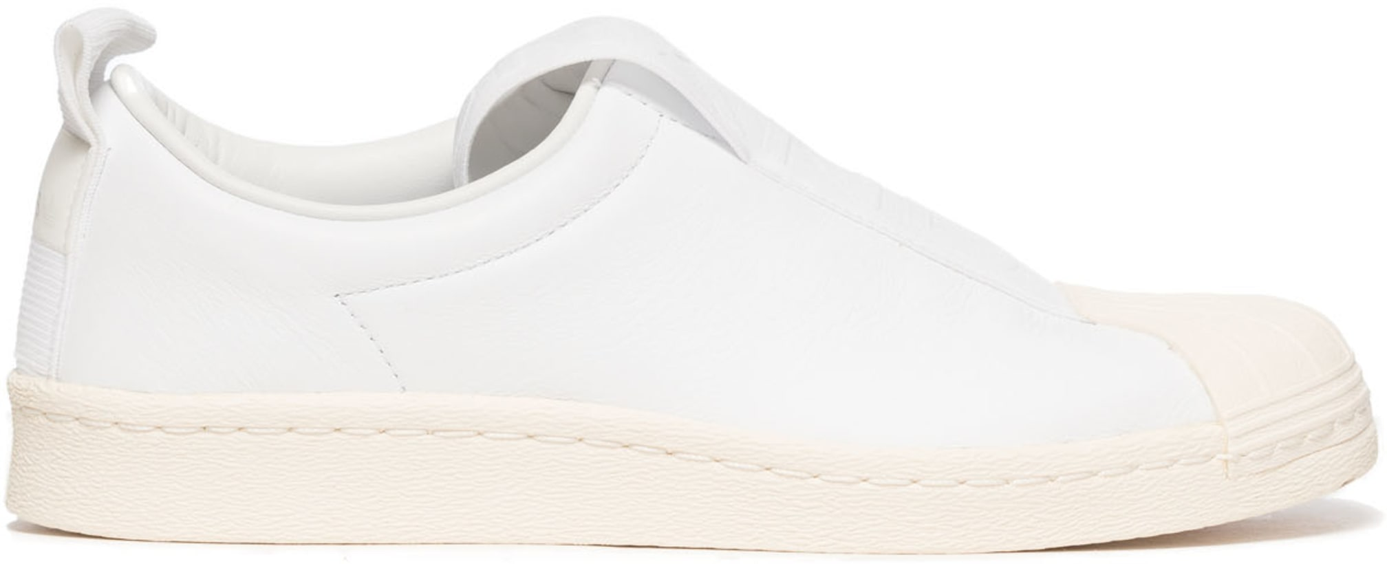 sports shoes 3b42f b7f7e adidas Originals - Superstar BW3S Slip On - Footwear White/Footwear  White/Off White