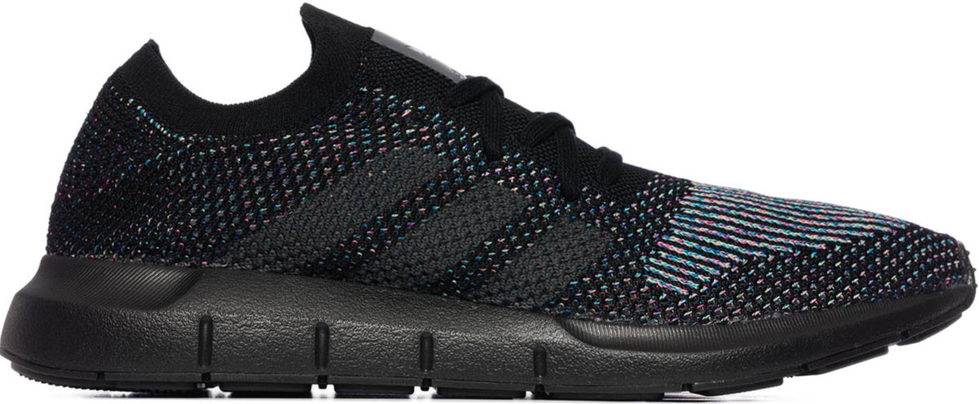 2312fe4e6 adidas Originals  Swift Run Prime Knit - Core Black Multicolour ...