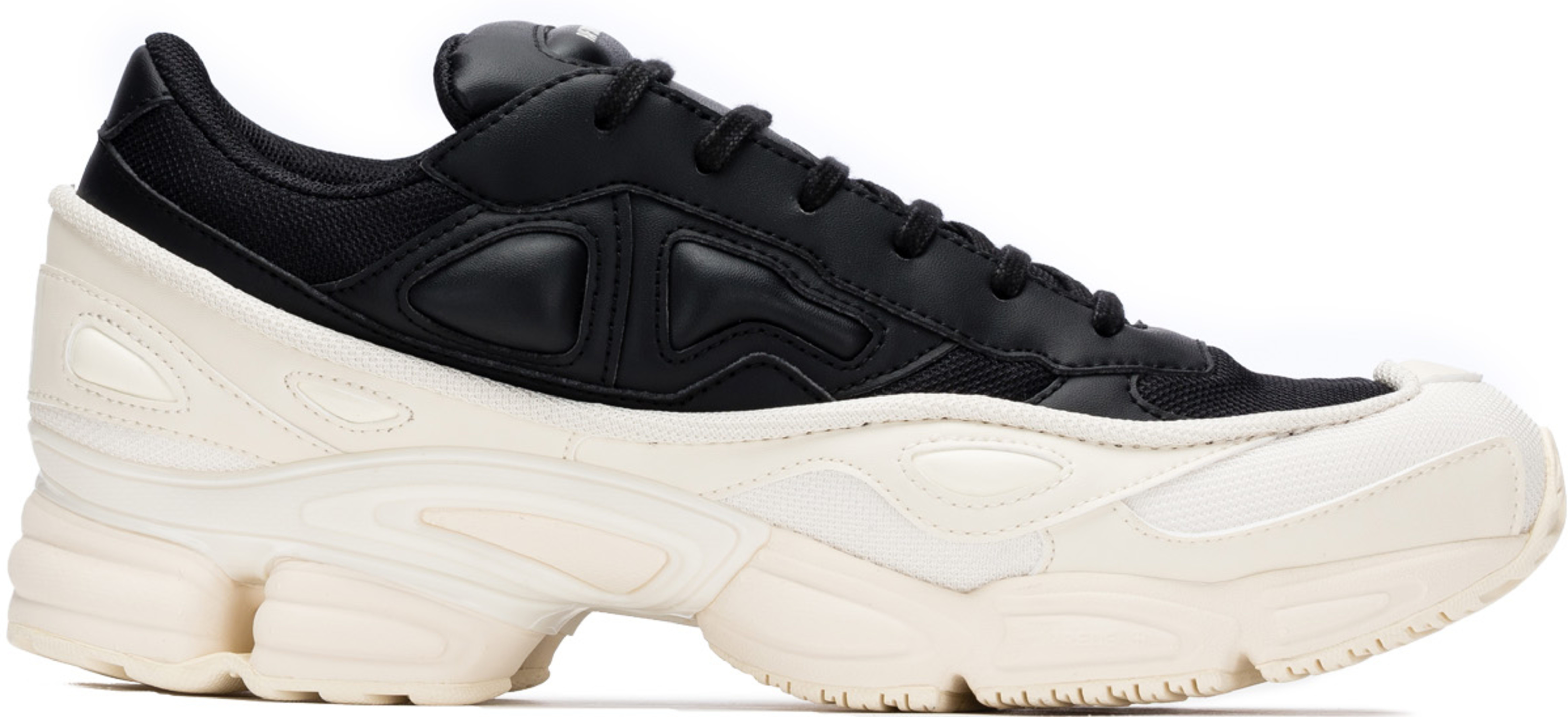 sports shoes 3cd1e 91519 adidas by Raf Simons - Raf Simons Ozweego - Cream White/Core Black/Core  Black