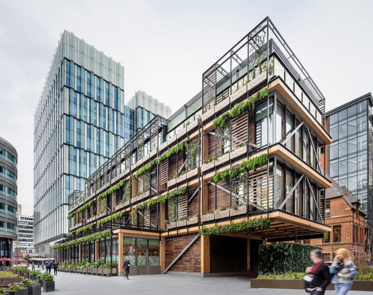 Structural Engineering Showcase 2020: Sustainable leadership