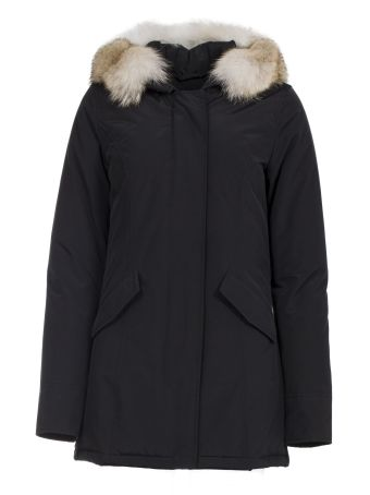 Artic Parka Black Woolrich