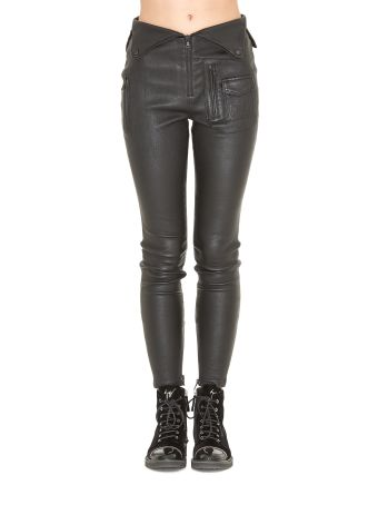 Rta Diavolina Leather Trousers