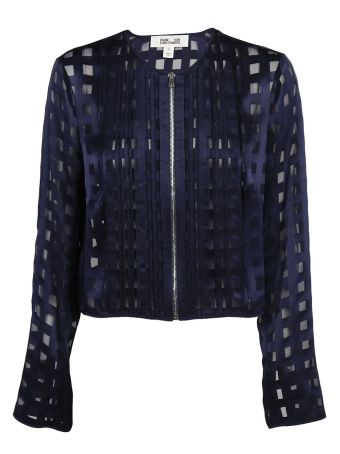 Diane Von Furstenberg Fitted Jacket