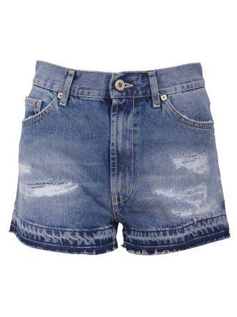 Dondup Jeans Shorts  Up&down