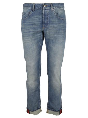 Gucci Medium Washed Jeans
