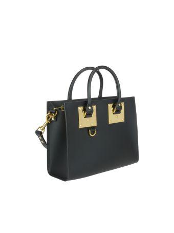 Sophie Hulme Medium Albion Box Bag
