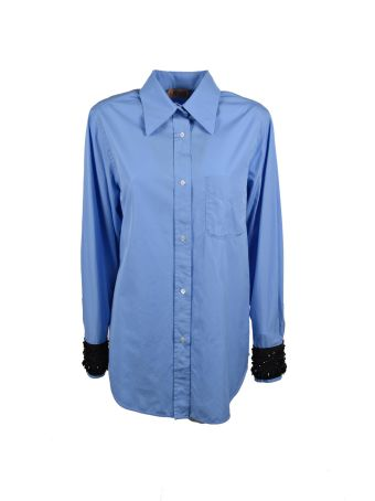 N° 21 Embroidered Shirt