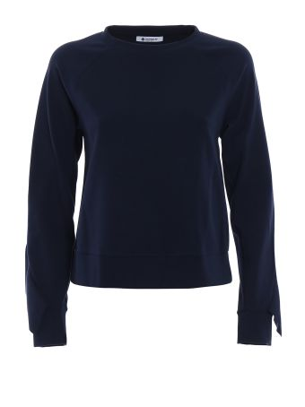 Zaffiro Ruffled Sleeve Sweatshirt