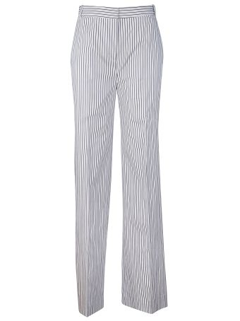 Victoria Beckham Pinstripe Trousers