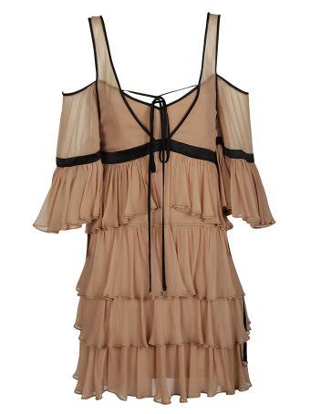 Cinq A Sept Blair Ruffled Dress
