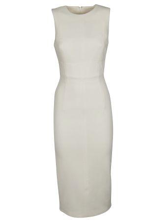 Cinq A Sept Clara Paneled Midi Dress