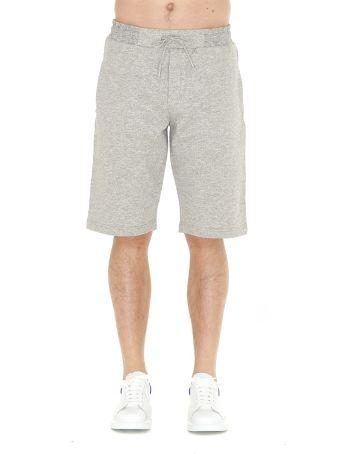 Mcq Alexander Mcqueen Dart Side Shorts
