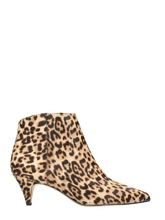 Sam Edelman Kinzey Animalier Boots