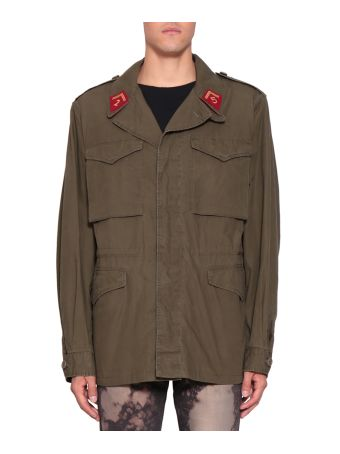 Gucci Cotton Parka