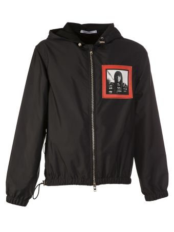 Givenchy Photographic Patch Jacket