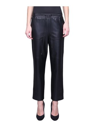 J Brand Amari Leather Trousers