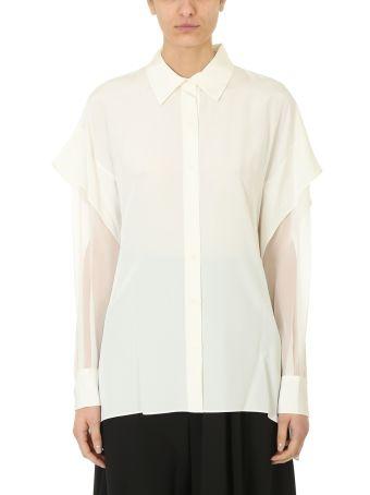 Diane Von Furstenberg Classic Collar Shirt