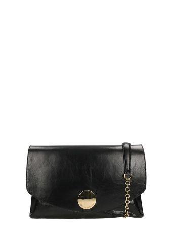 L'Autre Chose Black Calfskin Bag