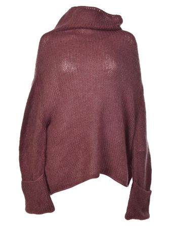 Semicouture Roll Neck Jumper