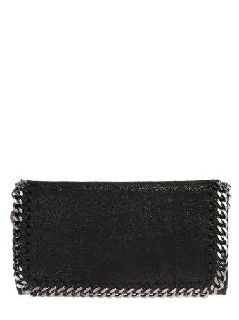 Faux Leather Falabella Shaggy Iphone 6 Holder Bag
