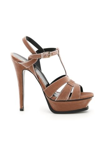 Velvet Tribute Sandals