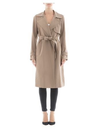 Brown Acetate Coat