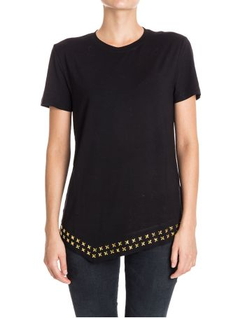 Versace Collection Viscose Blend T-shirt