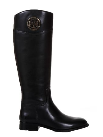 Tory Burch Arielle Leather Boots