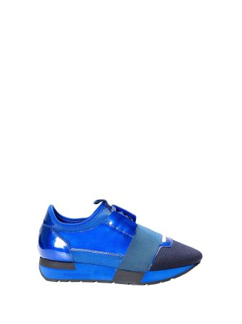 Balenciaga Sneakers Running Race Blue