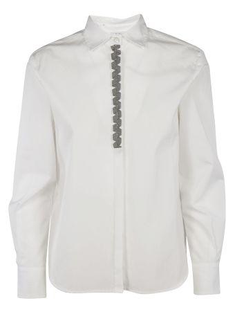 Barba Embellished Front Shirt