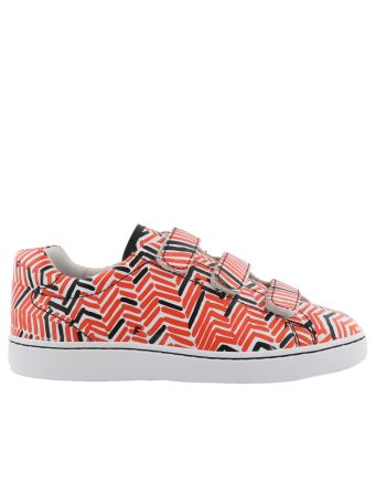 Ash Pharrel Tweed Sneakers